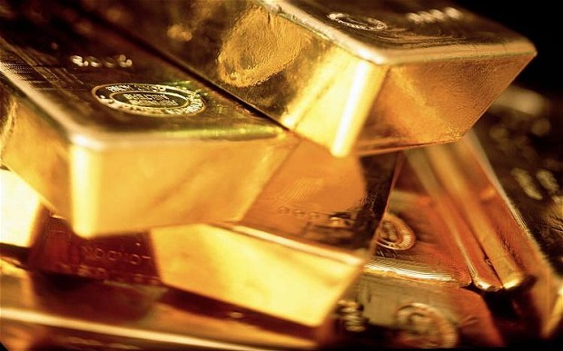 COMMODITIES ROAR / Gold Bars
