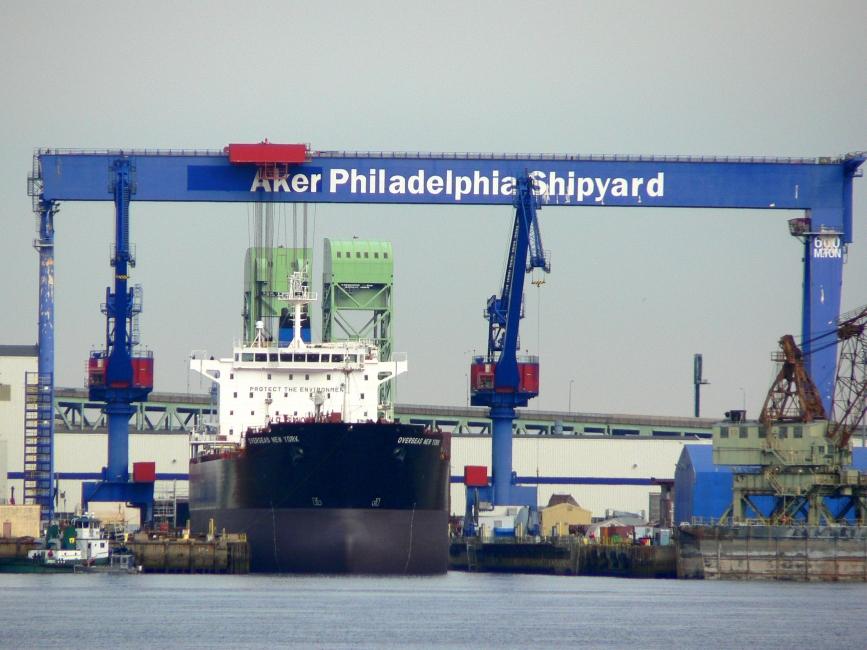 AkerPhiladelphiaShipyard