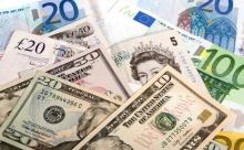 USD-EUR-GBP