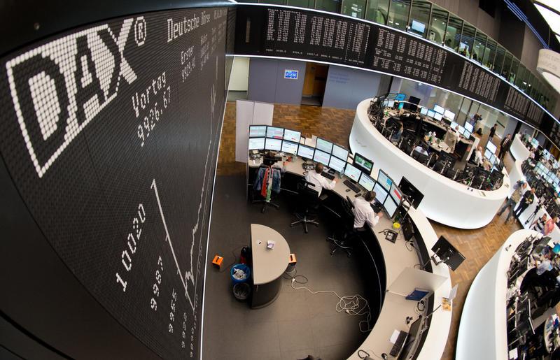 frankfurt-stock-exchange