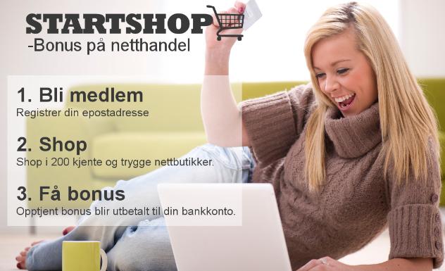 Annonse-Startshop