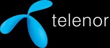 telenor-logo-black