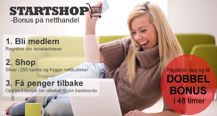 StartShop-netthandel-annonse